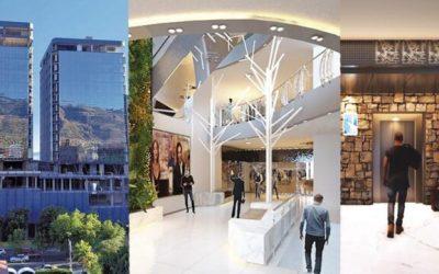 Bolivia: Construyen un moderno centro empresarial y comercial en Cochabamba
