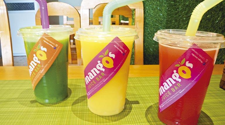 Mango Juice Bar